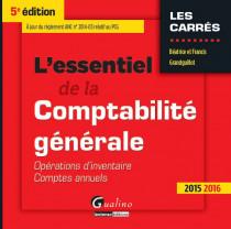 L'essentiel de la comptabilité générale 2015-2016 [EBOOK]