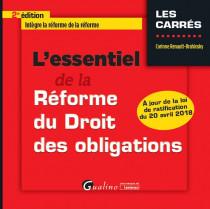 [EBOOK] L'essentiel de la réforme du droit des obligations