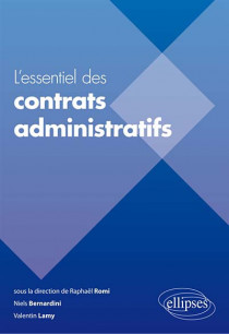 L'essentiel des contrats administratifs