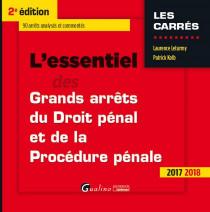 [EBOOK] L'essentiel des grands arrêts de droit pénal et de procédure pénale