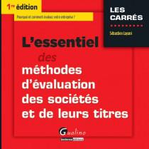 [EBOOK] L'essentiel des méthodes d'évaluation des sociétés et de leurs titres