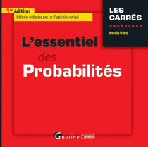 [EBOOK] L'essentiel des probabilités