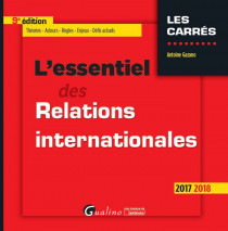 L'essentiel des relations internationales [EBOOK]