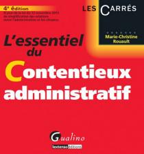 [EBOOK] L'essentiel du contentieux administratif