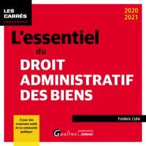 [EBOOK] L'essentiel du droit administratif des biens