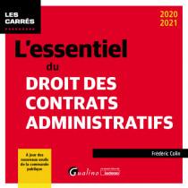 [EBOOK] L'essentiel du droit des contrats administratifs