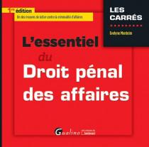 [EBOOK] L'essentiel du droit pénal des affaires