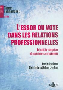 L'essor du vote dans les relations professionnelles