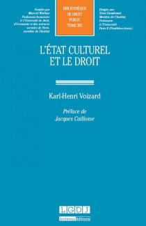 L'État culturel et le droit