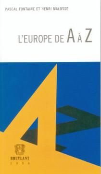 L'Europe de A à Z