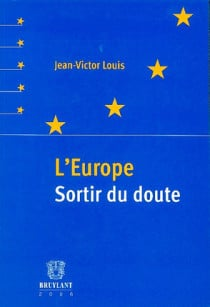 L'Europe sortir du doute