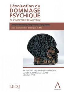 L'évaluation du dommage psychique - De l'imputabilité au taux