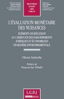 L'évaluation monétaire des nuisances