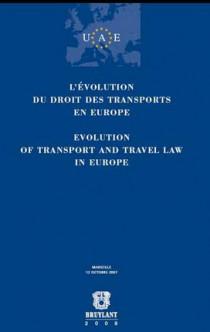 L'évolution du droit des transports en Europe