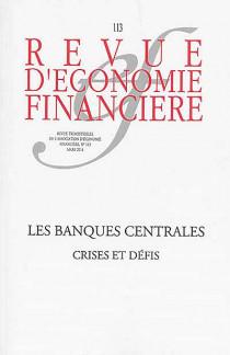 Revue d'économie financière, mars 2014 N°113