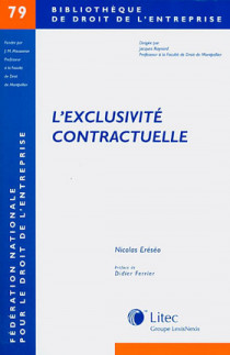 L'exclusivité contractuelle