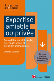 [EBOOK] Expertise amiable ou privée