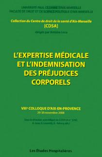 L'expertise médicale et l'indemnisation des préjudices corporels