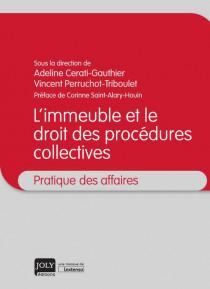 [EBOOK] L'immeuble et le droit des procédures collectives