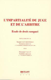 L'impartialité du juge et de l'arbitre