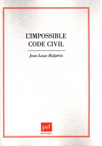L'impossible Code civil
