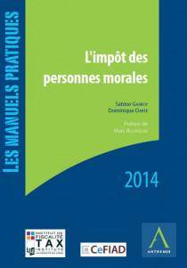 L'impôt des personnes morales 2014