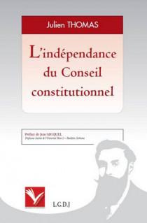 L'indépendance du Conseil Constitutionnel