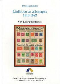 L'inflation en Allemagne 1914-1923 - Causes et conséquences au regard du contexte international