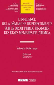 L'influence de la démarche de performance sur le droit public financier des États membres de l'UEMOA