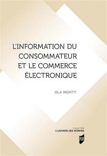 L'information du consommateur et le commerce électronique