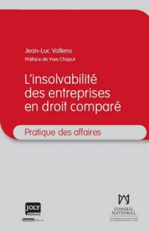 L'insolvabilité des entreprises en droit comparé