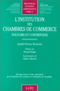 L'institution des chambres de commerce