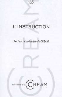 L'instruction