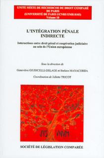 L'intégration pénale indirecte