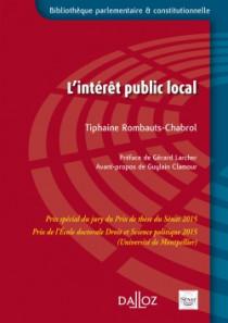 L'intérêt public local