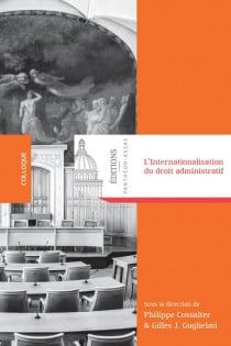 L'internationalisation du droit administratif
