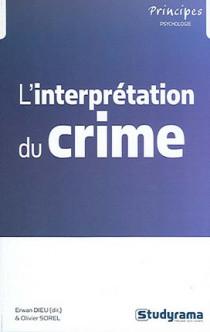 L'interprétation du crime
