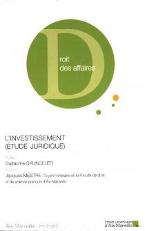 L'investissement (étude juridique)