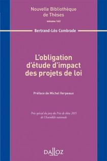 L'obligation d'étude d'impact des projets de loi