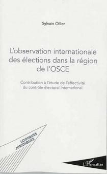 L'observation internationale des élections dans la région de l'OSCE