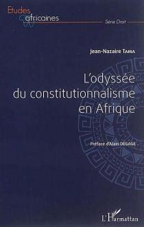 L'odyssée du constitutionnalisme en Afrique