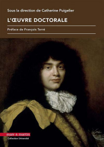 L'oeuvre doctorale