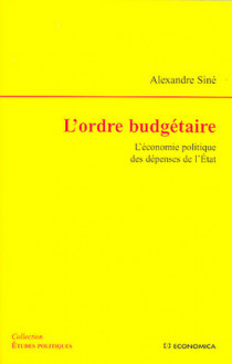 L'ordre budgétaire