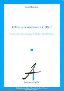L'Union européenne à l'ONU