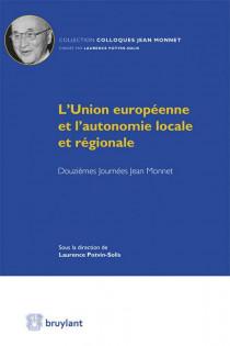 L'Union européenne et l'autonomie locale et régionale