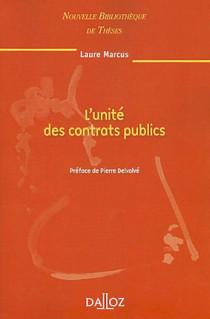 L'unité des contrats publics