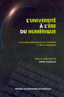 L'université à l'ère du numérique