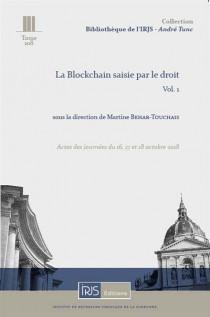 La Blockchain saisie par le droit