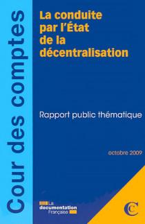La conduite par l'Etat de la décentralisation