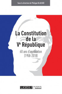[EBOOK] La Constitution de la Ve République